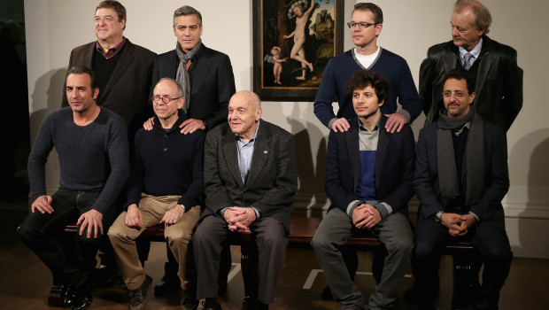 """The Monuments Men"" - Photocall"