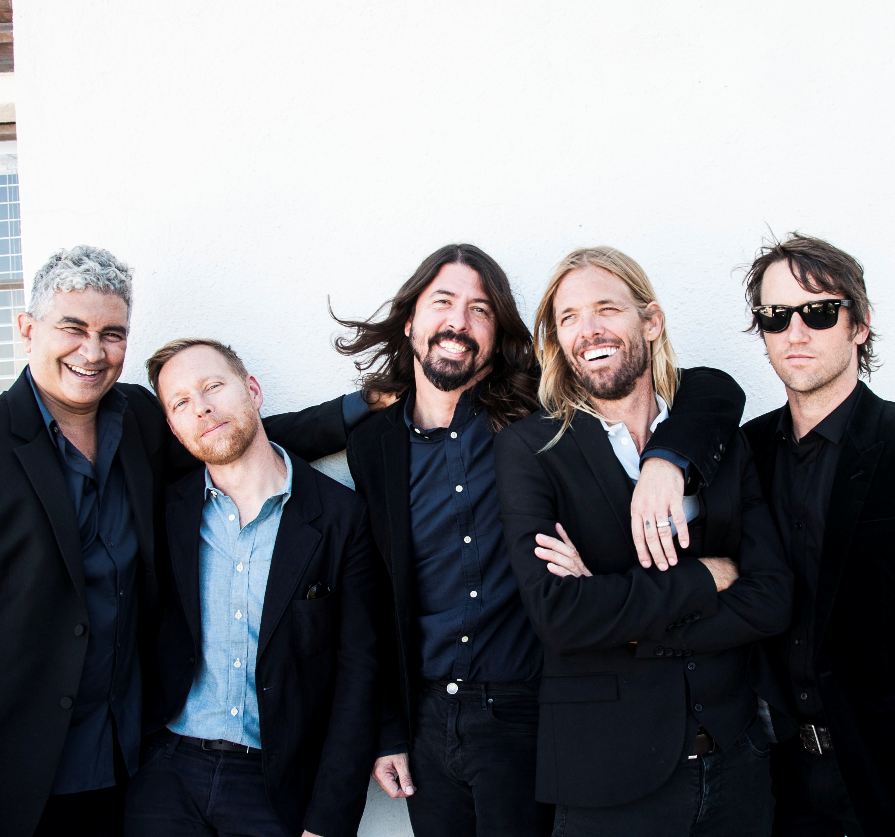 Foo Fighters photo by Ringo Starr stand 0093-2-