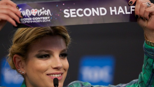 The Eurovision Song Contest 2014 - Day 1 Rehearsals, Live Semi Final 1 and Photocalls
