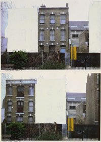 Rachel Whiteread - Study for House 1992 Private Collection © Rachel Whiteread