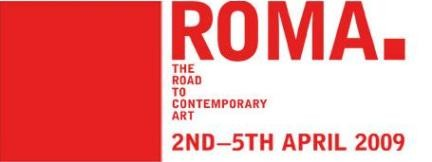 Roma. The Road To Contemporary Road 2009