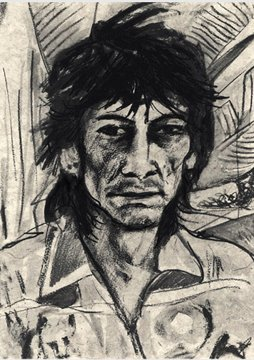 Ronnie Wood, autoritratto