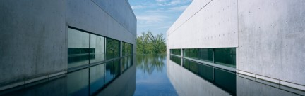 Tadao Ando - The Pulitzer Foundation for the Arts