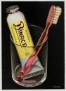 Binaca (Toothpaste and Toothbrush) Niklaus Stoecklin (Swiss, 1896 – 1982) 1941 Poster * Museum of Fine Arts, Boston – Henry S. Hacker exchange, made possible through gifts from John T. Spaulding, J.N. Stanley, Horatio Greenough Curtis, Mrs. E. Vietor Frothingham, L.N. Gebhard, Jean Goriany, Dr. Henry M. Putnam, Walter Rowlands, R. Clipston Sturgis, Horace M. Swope, Miss Frances Ellis Turner, bequest of Maxim Karolik, and anonymous gift in memory of John G. Pierce, Sr. *Photograph © Museum of Fine Arts, Bos