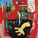 Untitled (Ernok) - 1982/2001 - Jean-Michel Basquiat