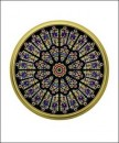 The Rose Window, Durham Cathedral - 2008 - Damien Hirst - Photo Sotheby's
