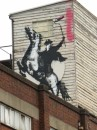 Bansky - Take this a s a sign