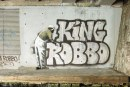 Bansky vs King Robbo