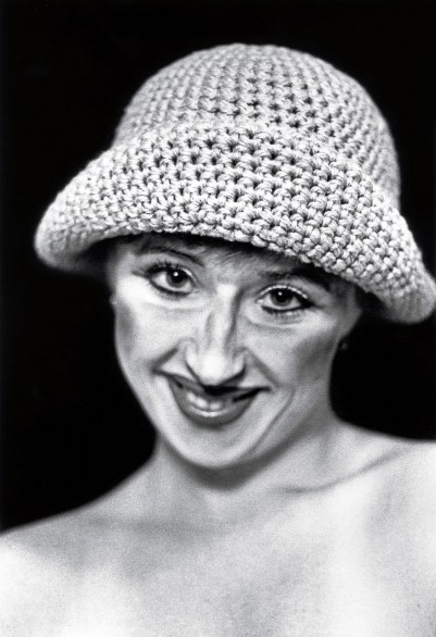 Cindy Sherman Untitled, 1975 serie di 25 fotografie in bianco e nero, colorate a mano Courtesy: Collezione Verbund Vienna