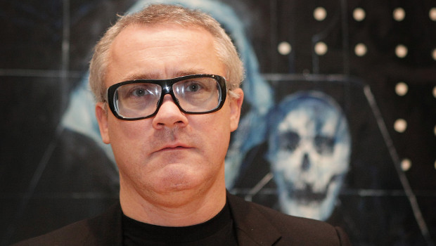 Damien Hirst Unveils 25 New Paintings At The Wallace Collection