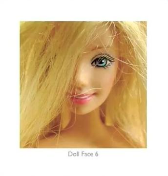 Doll Face 6 - Darlene Shiels