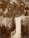 """Eadweard Muybridge - Pi-Wi-Ack. Valley of the Yosemite. (Shower of Stars) """"Vernal Fall."""" 400 Feet Fall. No. 29  1872 San Francisco Museum of Modern Art. Accessions Committee Fund and gift of Jeffrey Fraenkel and Frish Brandt"""