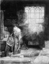 Faust - 1652 - Rembrandt