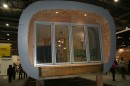 The Pilotis Pod, di Gawkroger and Partners - Grand Designs Live 2010