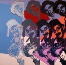 Dieci ritratti di ebrei del XX secolo, i fratelli Marx - 1980 - Andy Warhol - The Andy Warhol Museum, Pittsburgh - © 2009 Andy Warhol Foundation for the visuals arts / Adagp, Paris, 2009