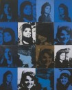 Jackie - 1964 - Andy Warhol - Collezione privata - © 2009 Andy Warhol Foundation for the visuals arts inc. / Adagp, Paris, 2009
