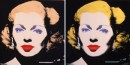 Lana Turner - 1985 - Andy Warhol - The Andy Warhol Museum, Pittsburgh - © 2009 Andy Warhol Foundation for the visuals arts inc. / Adagp, Paris, 2009
