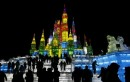 Harbin International Ice and Snow Sculpture Festival 2009 - Stringer/AFP/Getty Images
