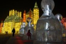 Harbin International Ice and Snow Sculpture Festival 2009 - AP Photo/Ng Han Guan