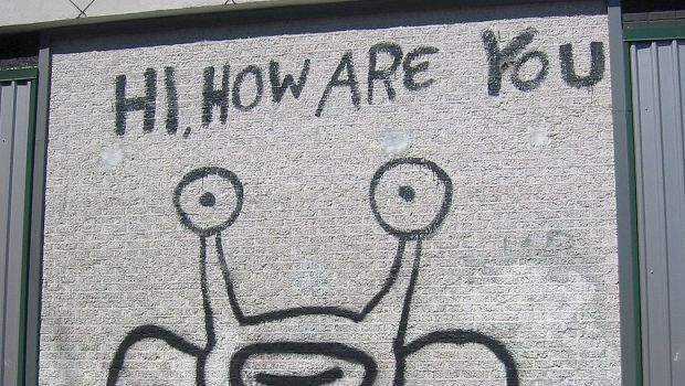 Hi how are you daniel johnston daniel johnston mural for Daniel johnston mural austin