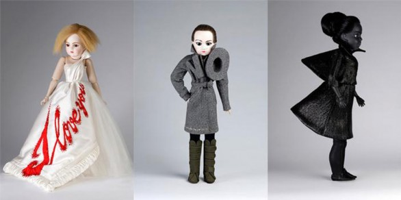 SHOWstudio: In Wolves Clothing: Re-imagining the Doll - Londra