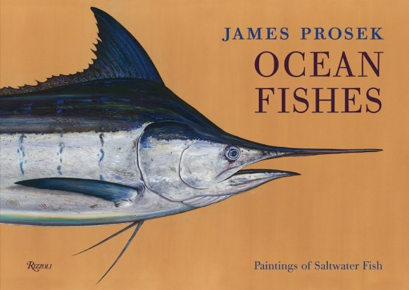 James Prosek - Ocean Fishes