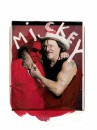 Untitled (Julian and Mickey) 2008 - 24 x 24 inches (61 x 51 cm) original Polaroid Print © Julian Schnabel / Courtesy Bernheimer Fine Art Photography