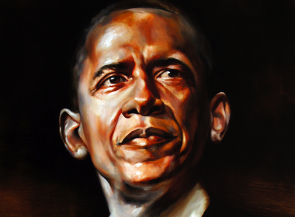 l\'America di Obama in mostra a Parigi, Radu Belcin, Obama