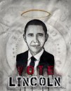 l\'America di Obama in mostra a Parigi, Patrick Medrano, Vote for Lincoln
