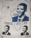 l\'America di Obama in mostra a Parigi, Pedrô! Obama, Hawaian cofee bag