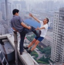 Freedegree over 25th story - 2004 - Li Wei