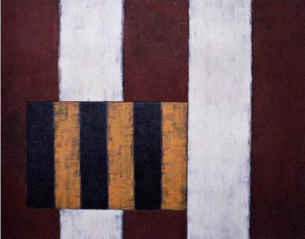 Cathedral - 1989 - Sean Scully - Copyright: Sean Scully