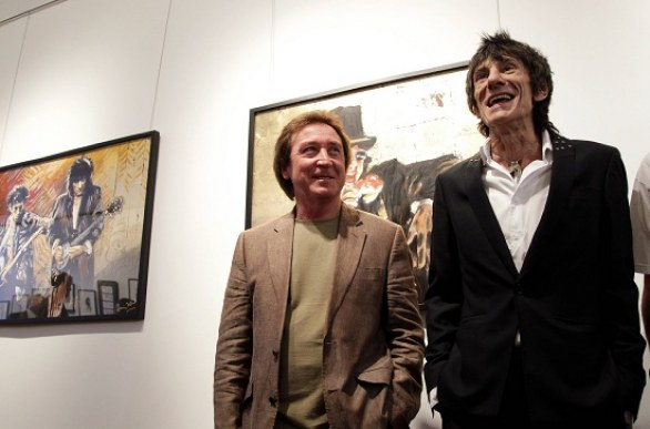 Mostra Ronnie Wood