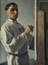 Autoritratto in camiciotto - 1924 - Emilio Sobrero