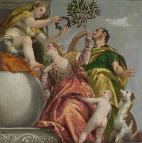 national gallery of London, stagione 2014-2015, Veronese, Felice Unione, 1575 ca. © The National Gallery, London