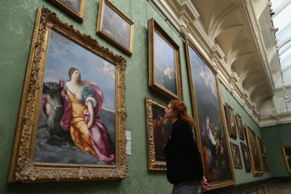 national gallery of London, stagione 2014-2015, National Gallery of London, foto by Dan Kitwood/Getty Images. Tutti i diritti riservati