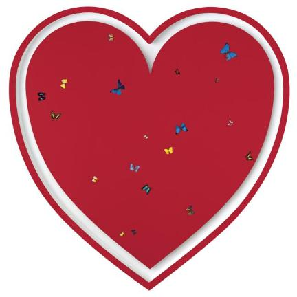 All You Need Is Love - 2006 - Damien Hirst