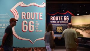 Route 66: The Road and the Romance - la mostra a Los Angeles