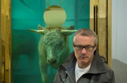 The Golden Calf - Damien Hirst - © Damien Hirst. Photo Credit: Prudence Cumming