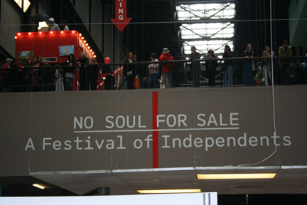 Tate Modern - No Soul For Sale