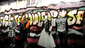 The Fashion World of Jean Paul Gaultier: From the Side Walk to the Catwalk