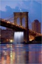 The New York City Waterfalls - 2008 - Olafur Eliasson - Photo: Vincent Laforet for The New York Times