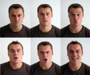 Emotional Expressions. Collaboration with Leipzig based actor, Jockel Malchow - 2007 - Dilek Winchester