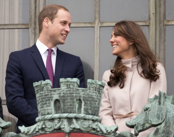 Kate Middleton incinta ufficiale