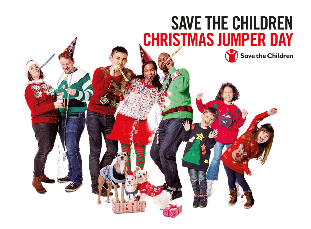 christmas jumper day - photo #46