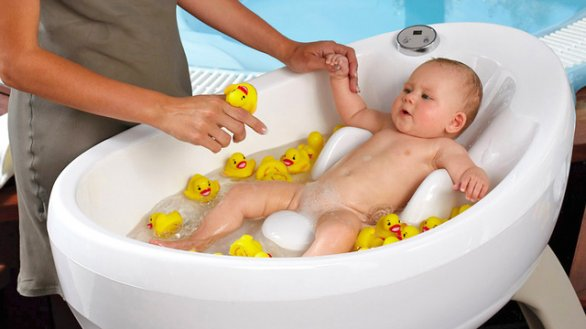 Baby Jacuzzi di lusso