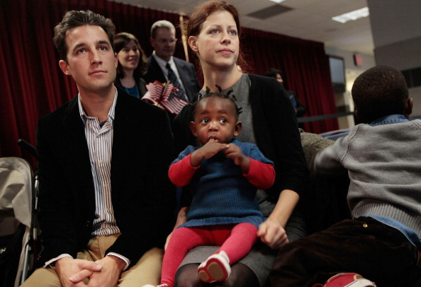 Orphans Become Naturalized U.S. Citizens