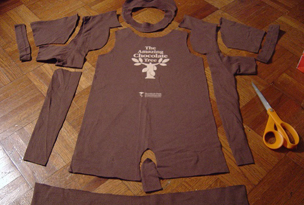 Idee per riciclo creativo t shirt for How to make new things from old things