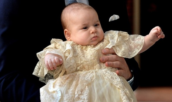 Battesimo del Royal Baby