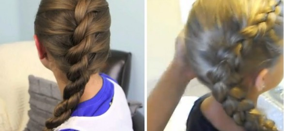 video di acconciature per capelli